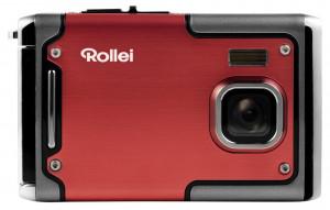 """Rollei Sportsline 85/8 Mpix / 2,4"""" LCD / Voděodolný do 3m/ Odolný proti pádu do 1m/ FULL HD video/Červený"""