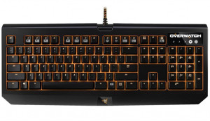 Gaming keyboard Razer BlackWidow Chroma Overwatch Edition