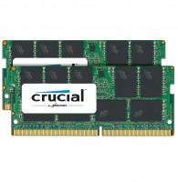 Crucial 2x16Gb, 2400MHz DDR4, CL17, DRx8 ECC SODIMM, 260pin