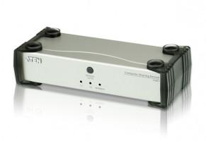 ATEN CS261-AT-G 2-PORT DVI-D COMPUTER SHARING DEVICE