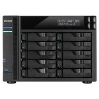 Asustor AS-6210T, NAS Server 0/10HDD