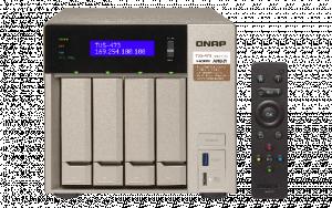 QNAP TVS-473-16G (2,1G/16GB RAM/4xSATA)