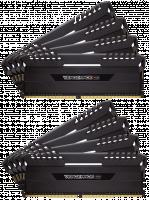 Corsair Vengeance LED RGB 64GB (8 x 8GB) DDR4 2666MHz C16