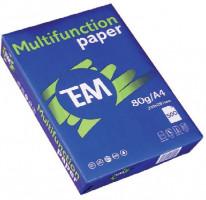 ! AKCE ! Kancelářský papír Team multifunction A4 80g bílý 500 listů