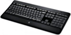 Logitech Wireless Illuminated K800 V2 klávesnice