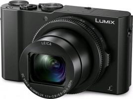 Panasonic Lumix DMC-LX15, černá - Digitální fotoaparát