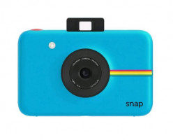 Polaroid SNAP blue Instant Camera