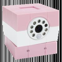 Amaryllo iBabi PLUS Baby Security Camera pink