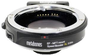 Metabones Speed Booster XL Canon EF Objektiv na MFT