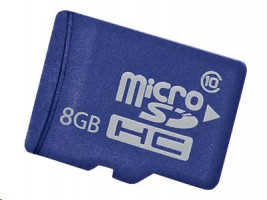 HP 8GB Micro sd EM Flash Media sada