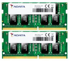 Adata Premier 16GB (2x8 GB) DDR4 2400MHz, SO-DIMM