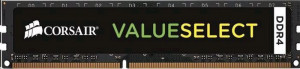 Corsair Value Select DIMM 4GB, DDR4-2666, 1 x 4 GB