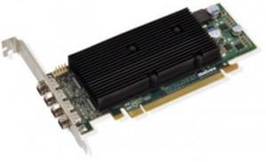 MATROX M9148 1GB, 4xDVI, PCI-Express x16, low profile, retail