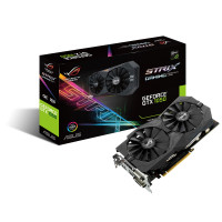 Grafická karta Asus STRIX-GTX1050-O2G-GAMING 2gb ddr5, 128bit, DVI, HDMI, DP