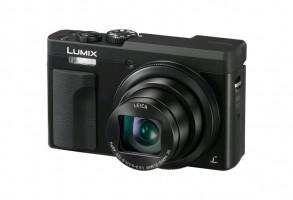 Panasonic Lumix DC-TZ90, černá barva, Digitální Kompakt