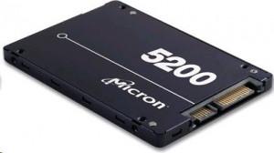 SSD 2,5 480GB Micron 5200 ECO Enterp.