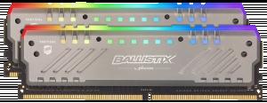 Crucial Ballistix Tracer RGB DDR4 32GB sada 16GBx2 2666 MT/s DR 288pin