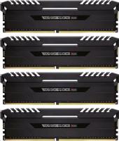 Corsair Vengeance RGB black DIMM sada 32GB, DDR4-3200, 4 x 8 GB