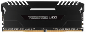 Corsair Vengeance LED, 16 GB, DDR4, 3000 MHz (2x8GB)