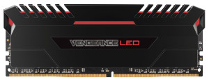 Corsair Vengeance LED 16 GB (2x8 GB), DDR4, 3000 MHz