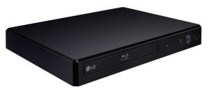 LG BP250 Blu-Ray přehrávač