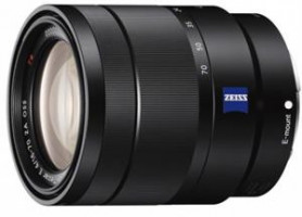 Sony objektiv SEL-1670Z,F4,černý pro NEX (SEL1670Z.AE)