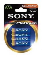 SONY AM4PTB4D, 4ks R03/AAA Stamina Platinum