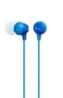 SONY sluchátka MDR-EX15LP, modré (MDREX15LPLI.AE)
