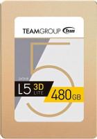 SSD 2,5 480GB Team L5 Lite 3D