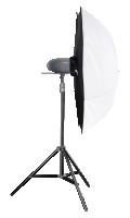 Walimex Newcomer Mini 100 Studiový blesk - sada