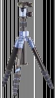 Cullmann Mundo 522T Stativ, černá/modrá