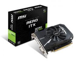 MSI GTX 1050 Ti AERO ITX 4G OC GeForce GTX 1050 Ti 4GB GDDR5