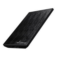 MediaRange MR990 128GB 3.0 (3.1 Gen 1) Černý externí SSD disk