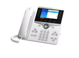 Cisco IP Phone 8841 - Telefon VoIP - SIP, RTCP, RTP, SRTP, SDP - 5 rádku - bílá