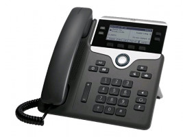 Cisco IP Phone 7841 - Telefon VoIP - SIP - 4 linky (CP-7841-3PCC-K9=)