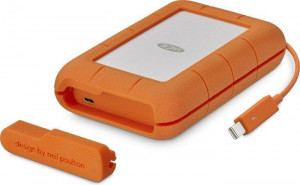 "LaCie Rugged Thunderbolt 4TB, 2,5"", USB 3.1 TYPE C"