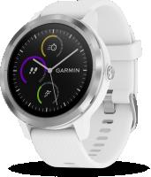 Garmin vivoactive 3 bílo stříbrné hodinky (bez CZ menu)