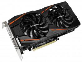 GIGABYTE grafická karta Radeon RX 580 8GB Gaming / PCI-E / 8GB / DVI / HDMI / 3x DP / active