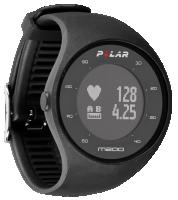 Polar M200 Outdoor hodinky, černý (M/L)