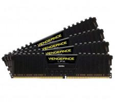 Corsair - Pamět RAM D4 2666 MHz, 64GB (4 x 16Gb) C16 Corsair Ven K4