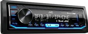 JVC KDX451DBT inkl. DAB-Antenne