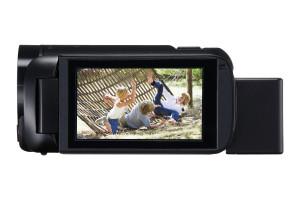 Canon LEGRIA HF R88 Black , Full HD , 32x zoom , 16 GB paměť