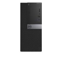 DELL OptiPlex 7050 3.4GHz i5-7500 Tower Černá PC