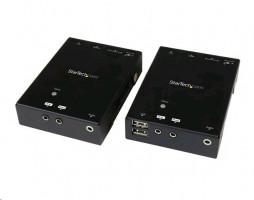 Startech HDMI USB Over HDBaseT Extender