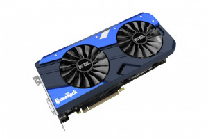 Palit GeForce GTX 1080 Ti GameRock Premium, 11GB - Grafická karta