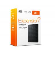 "Seagate Expansion Portable - externí HDD 2.5"" 2TB, USB 3.0, černý"