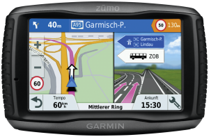 """Garmin Zümo 595 Europe Lifetime - 45 států/5""""LCD/BT/vysoká odolnost"""