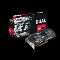 ASUS Radeon RX 580 DUAL 8G grafická karta