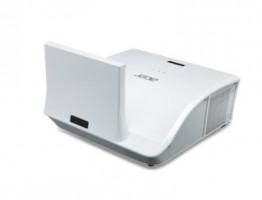 Acer U5320W DLP 3D UST Lens, WXGA 1280x800, 3000 ANSI, 7.0KG, 13000:1, HDMI, RJ45, 2x10W repro, 5,5Kg