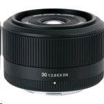 Sigma 2,8/19 DN černá barva Sony E-Mount